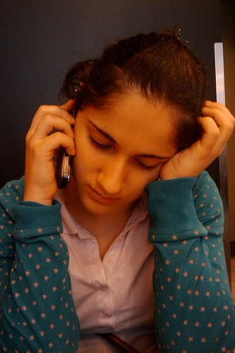 Get a Google Voice number if you're apprehensive about using your personal phone number.  (Image: julio.garciah/Flickr)