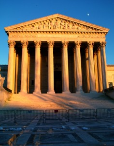 The U.S. Supreme Court (Image: katmere/Flickr)