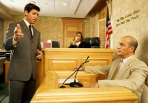 You may want to inquire about your attorney's trial experience.  (Image credit: advisorone.com)