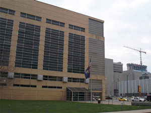Detroit's 36th District Court; a place you'll get to know well as a landlord in Detroit.