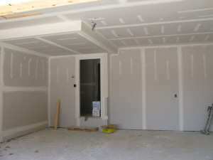 How to Get Into Flipping Houses drywall