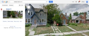 Google Maps has saved us hours and gas money to go look at homes that aren't worth our time.