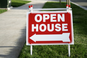 Open houses are a great way to learn what potential buyers are looking for in the area where your investment property sits.